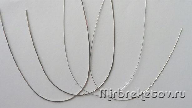 Фото дуг для брекетов