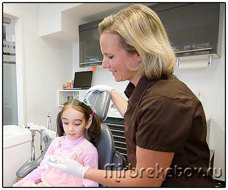 LM-активатор для зубов детей