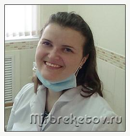 Врач стоматолог-ортодонт Захарова Екатерина - фото